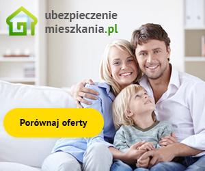 UbezpieczenieMieszkania.pl - najlepsza porównywarka ubezpieczeń